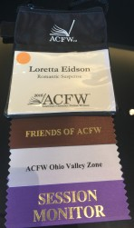 ACFW Name Badge